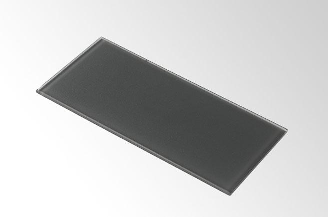 Anti-fingerprint Glass